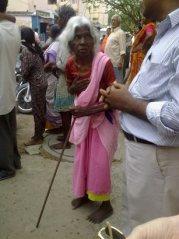 Kuthi Muthu at 84