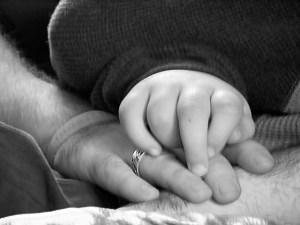 josh daddy hands