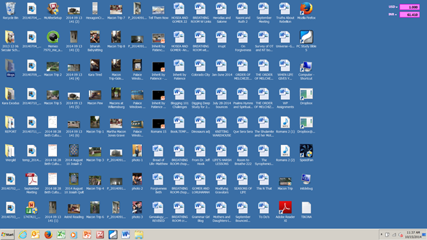 My Dell Desktop
